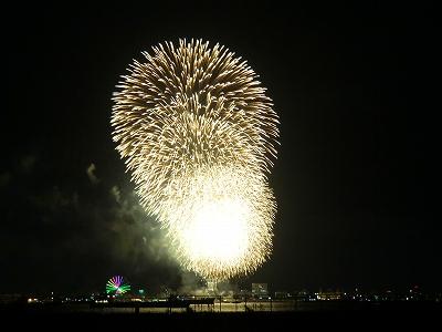 名港花火 11/07/18