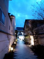 京都 湯豆腐店