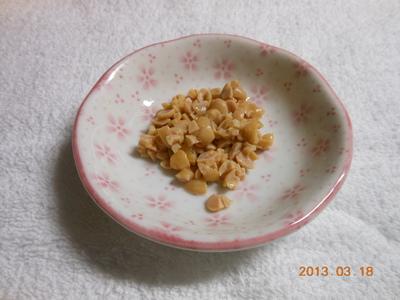 ひきわり納豆