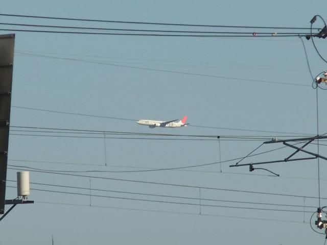 飛行機 018