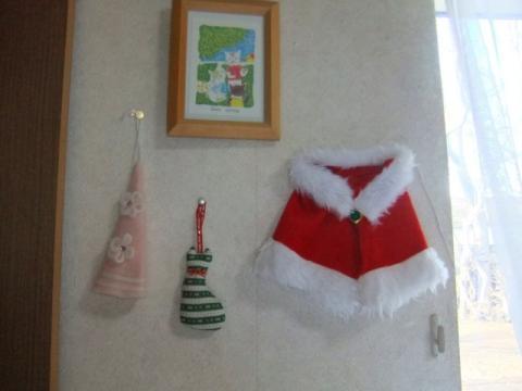 クリスマス準備 156