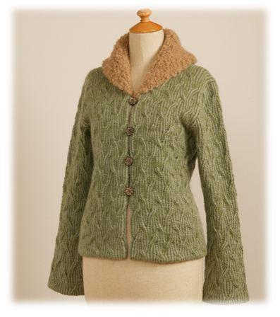 ジャケット(緑)