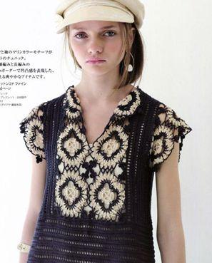 ヨーロッパの手編み2012