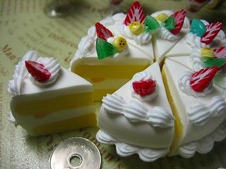 工房OH★ToRA製作日記-ケーキ