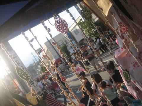 松川町あらい祇園祭