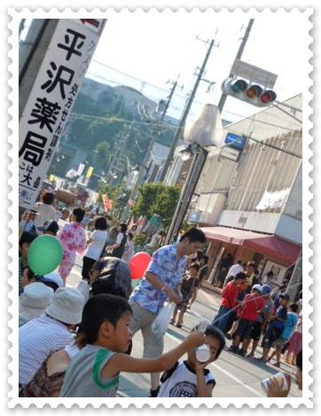 松川あらい祇園祭り