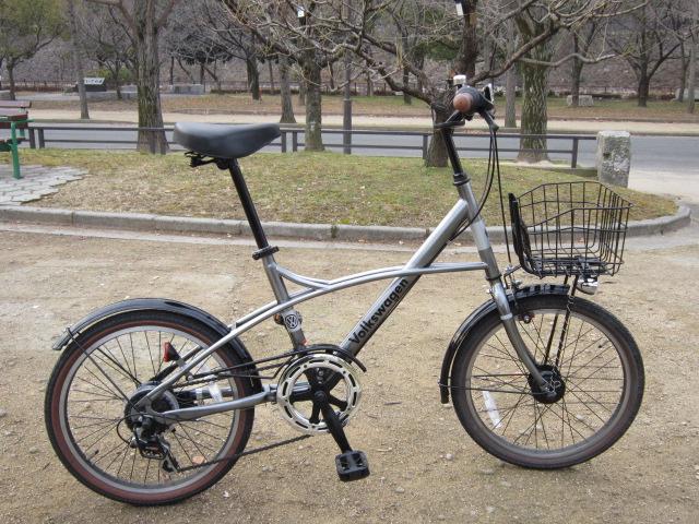 自転車その1♪