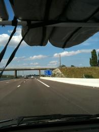 road to Dijon