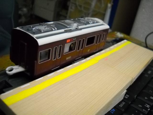 阪急9000Fこの徹りです