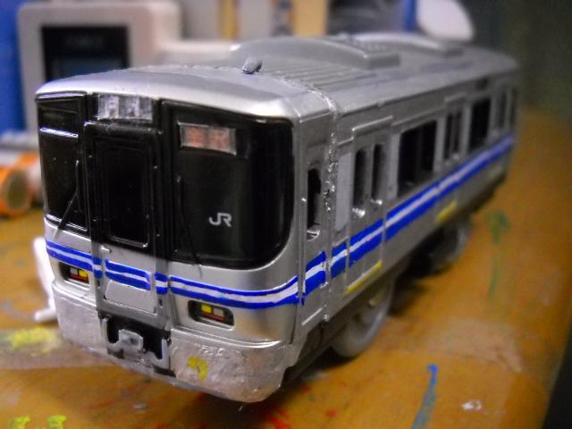 新たに作ったクモハ521形