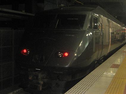 篤姫塗装787系リレ―つばめ