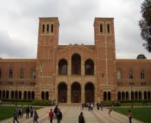 UCLA 2-2 済