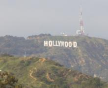 Hollywood Sign 済