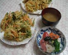 7.9 海鮮丼 済