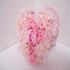 8.7 済 Rinka Flower ピンクのハート 2-1