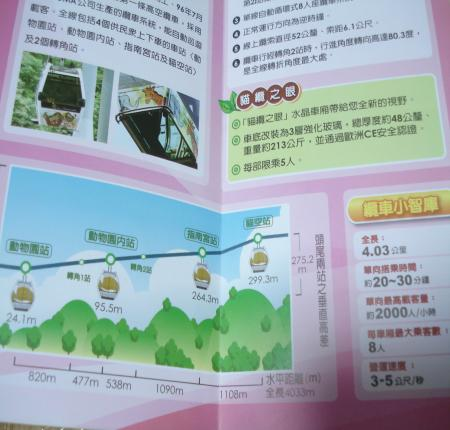 Maokong パンフ3