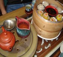 茶芸店 4
