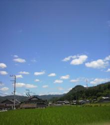 """20110717青空~~♪(*゚▽゚)ノ"""""""