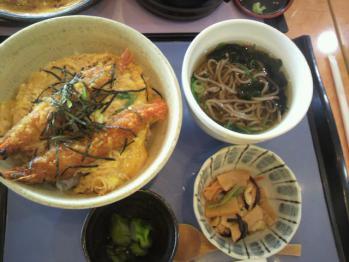 20121027エビ定食