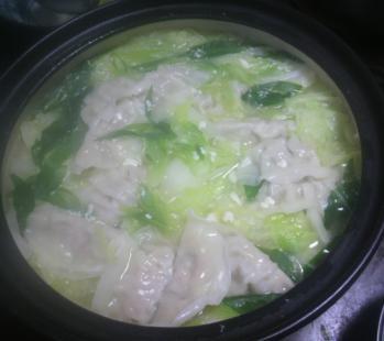 20130124野菜~♪鍋