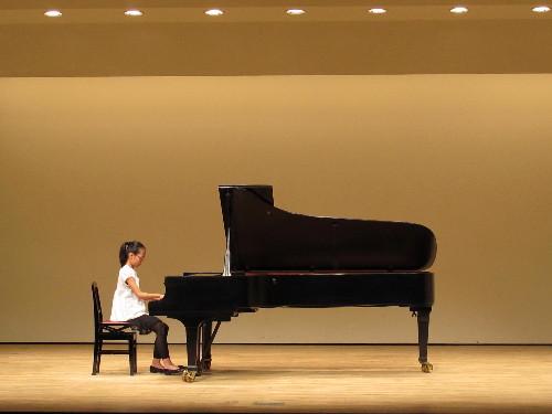 夏ピアノ舞台