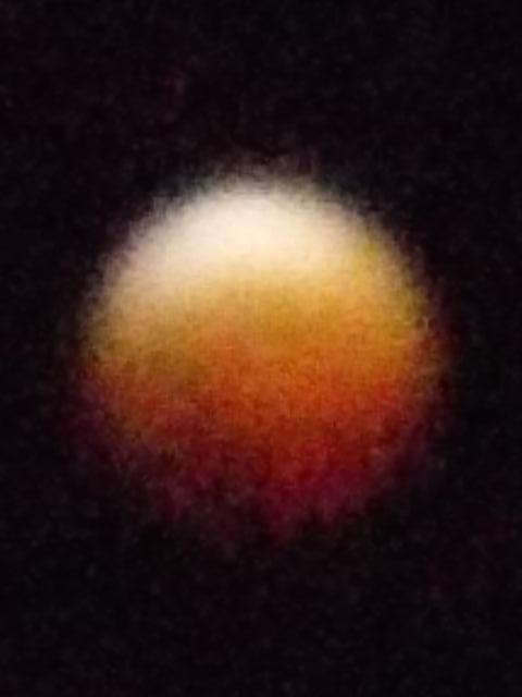 Moon eclipse 20141008