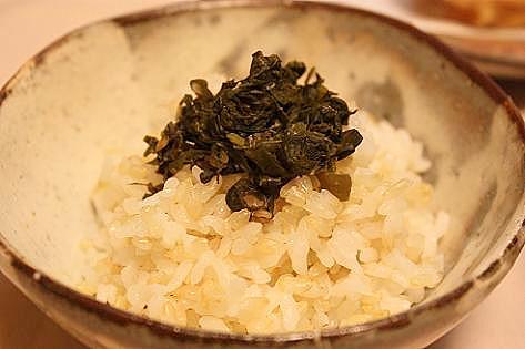 玄米入りご飯と♪