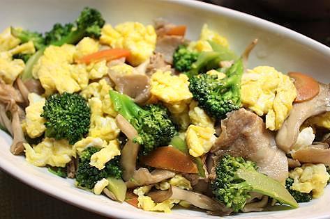 野菜炒め♪