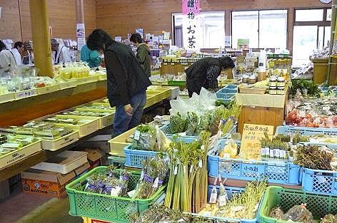 野菜や特産物が色々♪