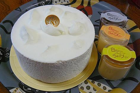 美味しかったケーキとプリン♪