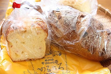 天然酵母のパン♪