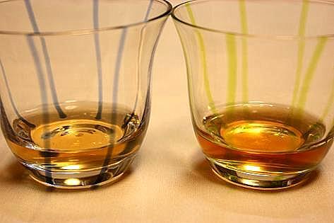 ビワ酒とビワの種酒♪