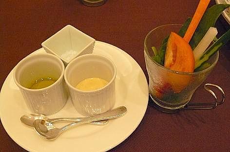 野菜のディップ♪