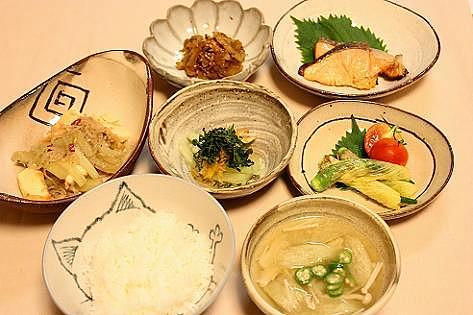うちの野菜の夕飯♪