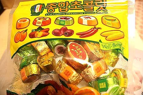 韓国のお土産♪