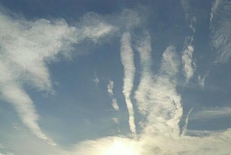 綺麗な雲♪