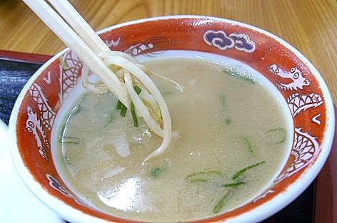 スープはラーメンのスープ?