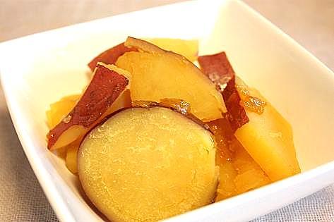 安納芋のジャム煮♪