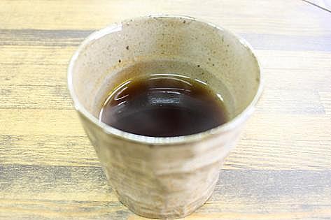 コーヒーも♪