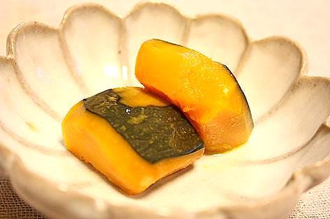 煮ると日本カボチャ系?