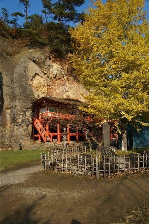 達谷岩屋毘沙門堂 (8)