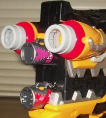 ガブリボルバー(獣電池2本装填)
