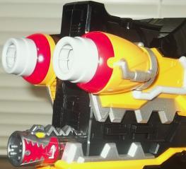 ガブリボルバー(獣電池1本装填)