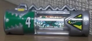 ザクトル獣電池(ブレイブイン状態)