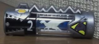 パラサガン獣電池(チャージ状態)
