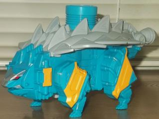 獣電竜アンキドン