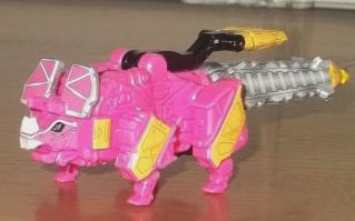 獣電竜ドリケラ