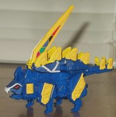 獣電竜ステゴッチ(バトルモード)