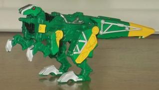 獣電竜ザクトル