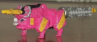 獣電竜ドリケラ(バトルモード)
